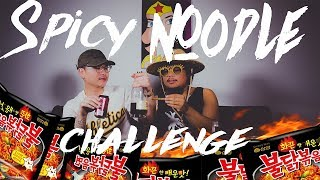 Saturdays With Sunny Ep1: Spicy Noodle Challenge