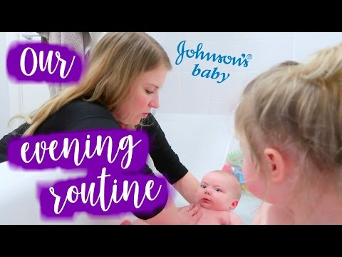 Xxx Mp4 BEDTIME ROUTINE WITH 2 KIDS JOHNSON S BABY AD 3gp Sex