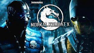 Mortal Kombat X Pelicula Completa 2016 (Español latino )Jomanplay Hd