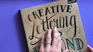 Simple Introduction to Hand Lettering