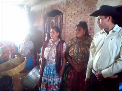 Boda Purepecha en Michoacan.wmv