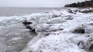 #Lake Superior Ice Maker