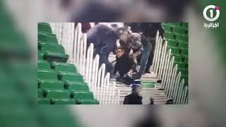 أول رد للمديرية العامة للأمن الوطني بخصوص فيديو ضرب أعوان الشرطة لمناصر