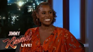 Issa Rae on Emmy Nomination for 'Insecure' & Betty White Backlash