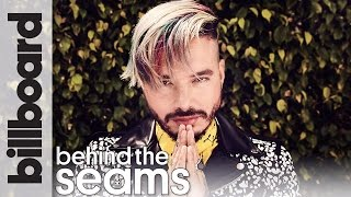 'Behind The Seams' of J Balvin's Billboard Cover Shoot ft. Shannon Adducci