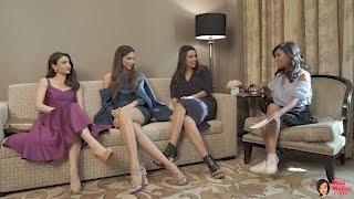Deepika Padukone, Neha Dhupia & Soha Ali Khan | Breeze By Gilette | MissMalini