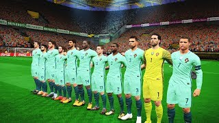 Iran vs Portugal | FIFA World Cup 2018 Russia | Full Match | Pes Gameplay PC