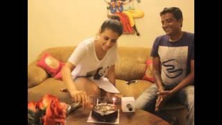 Aditi Gupta Celebrated her Birthday with GlitzVision