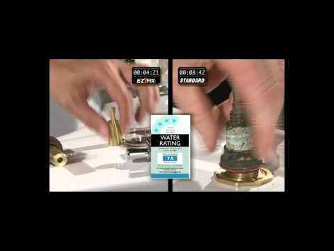 EZYFIX vs Standard Tapware Plumb Off Challenge.mpg