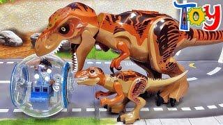 lele 쥬라기월드 티라노사우루스 렉스 티렉스 공룡 다이노 레고 짝퉁 피겨 Lego knockoff lego jurassic world t-rex