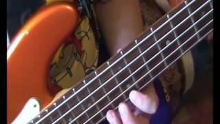 basse cours # 21 la gamme pentatonique mineure
