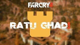 Far Cry 4 - How To Solo Ratu Ghadi Fortress