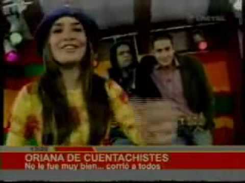 El buen humor de Oriana en La Revista. Bolivia red