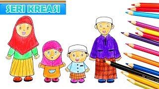Kartun Keluarga Muslim | Kartun Anak Islami JamalLaeli