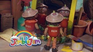 Bill & Ben : Two New Flowerpot Men : JimbleJam