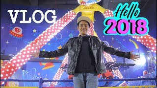 HAPPY NEW YEAR 2018 ! VLOG ! NODDY KHAN !