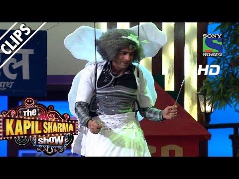 Meet Dr. Gulati in his Angel Avatar - The Kapil Sharma Show-Episode 40- 4th September 2016