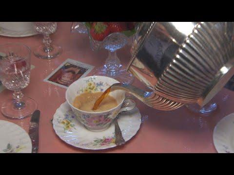 Xxx Mp4 What Meghan Markle Learned About Proper Tea Etiquette 3gp Sex