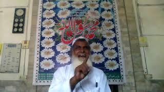 Molana Hafiz Siddique Dora Tafseer