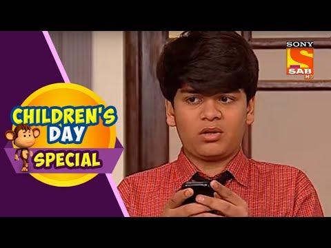 Xxx Mp4 Children 39 S Day Special Mobile Phone Addiction Taarak Mehta Ka Oolta Chashmah 3gp Sex