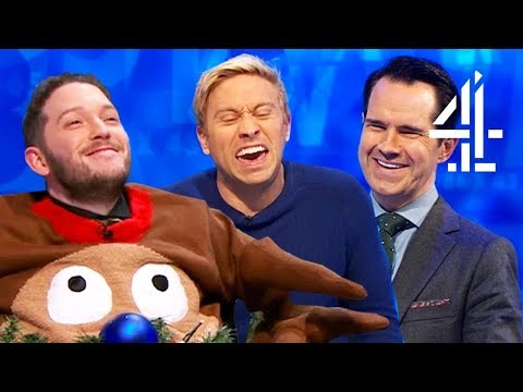 """Xxx Mp4 """"I'm A Sexual Expert """" Jon Richardson Best Bits From 8 Out Of 10 Cats Does Countdown Pt 7 3gp Sex"""