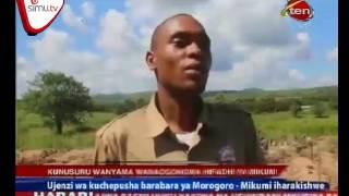 Mikumi Waomba Kujengwa Kwa Barabara Ya Kilosa Mikumi
