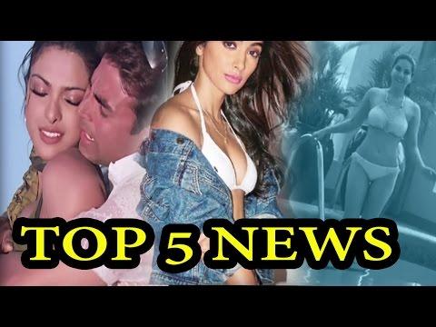 Xxx Mp4 प्रियंका चोपड़ा खुद के HOT Scenes देखकर शर्म से पानी पानी हुयी SUNNY LEONE बिकिनी विडियो TOP 5 3gp Sex