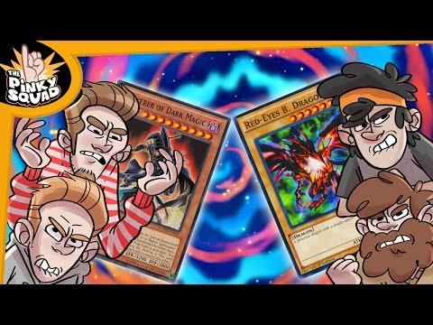 The Pinky Squad - TCG TUESDAY - YUGIOH TAG DUEL - DUELIST KINGDOM DECKS!