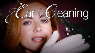 ASMR Ear Cleaning & Massage   Binaural Personal Attention