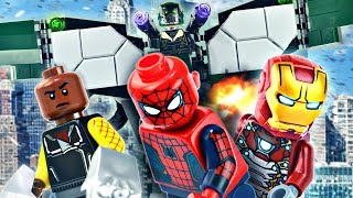 LEGO Marvel : Spider-Man: Homecoming 76083