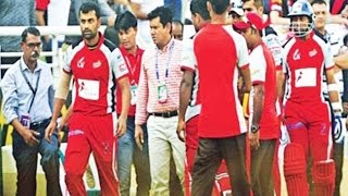 Exclusive Video of Misbehave with Tamim iqbal (তামিম ইকবালকে গালি), BPL 2015
