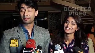 Kuch Rang Pyar Ke Aise Bhi : Celebration Time - Dev & Sonakshi aka Shaheer Erica's Interview
