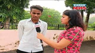 Commotion In BJB College Over Sine Die Declaration & Cancellation of Election