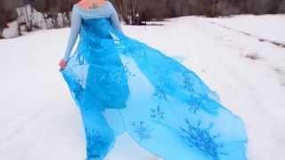 Frozen Cosplay Music Video