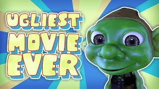 What the HELL is Trolland? (The UGLIEST Animated Movie Ever) | A Review