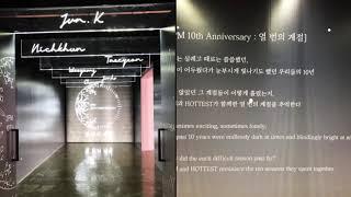 2PM 10th Anniversary♥Exhibition