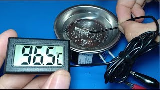 How to make a mini water boiler
