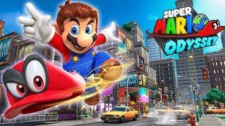 HARİKA SUPER MARİO - Super Mario Odyssey