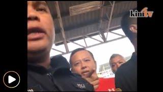 Jamal mohon maaf kepada media kena serang, kata Exco Pemuda