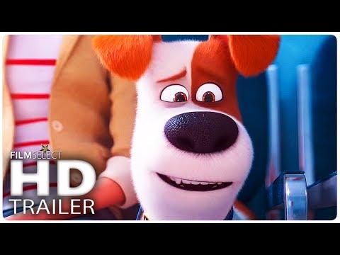 Xxx Mp4 THE SECRET LIFE OF PETS 2 Trailer 2019 3gp Sex