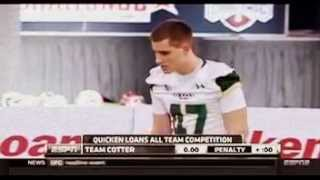 2015 Quicken Loans All-Star Football Challenge - Team Competition