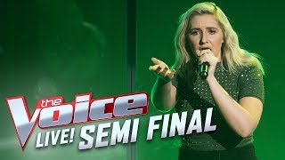 Sarah Stone - 'Green Light' | The Voice Australia 2017