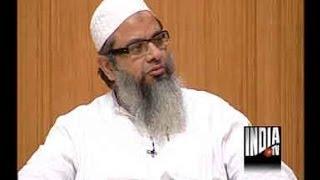 Aap Ki Adalat - Maulana Mahmood Madani, Part 1