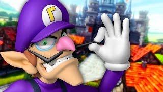 WALUIGI!!! | Mario Kart 8 Deluxe #1