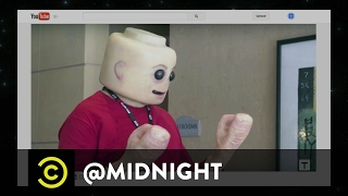 #LegoLife - @midnight with Chris Hardwick