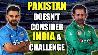 Virat Kohli led India side not the only opponent for Pakistan: Sarfaraz Ahmed | Oneindia News