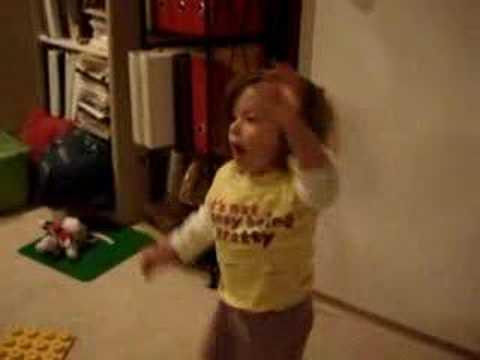 Dancing Nanas - Tania & Julia