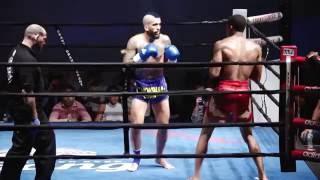 Taj Rueda vs. Terell Harewood (FNF Oct 14. 2016)