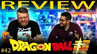 Dragon Ball Super [English Dub] REVIEW!! Episode 42