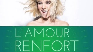 Alizée - L'amour renfort (Lyric video)